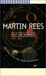 'Just Six Numbers' by Martin Rees